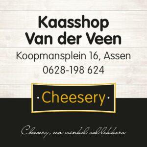 Kaasshop Van der Veen Assen